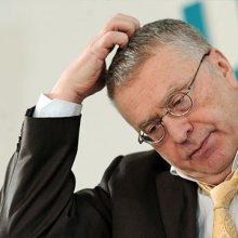 Жириновский «застрял» в Симферополе — Киев закрыл авиапространство над Крымом