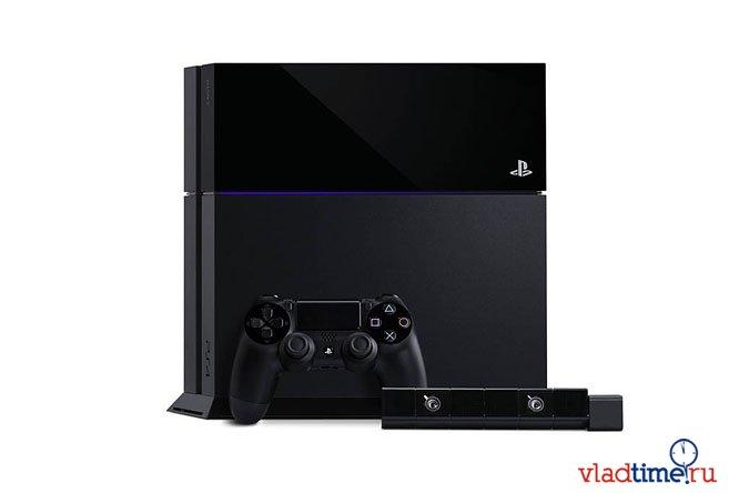 Sony продала 6 миллионов консолей PlayStation 4