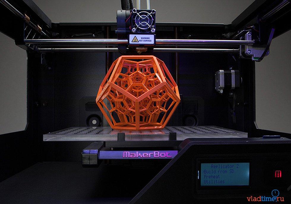 Инженеры HP этим летом обещают удивить производителей 3D-принтеров