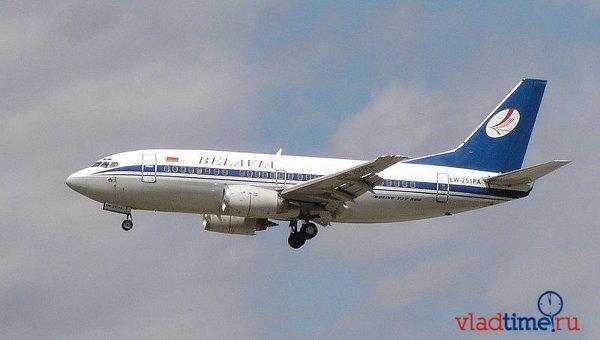 Компания «Белавиа» предлагает новую услугу – мобильная регистрация на рейс