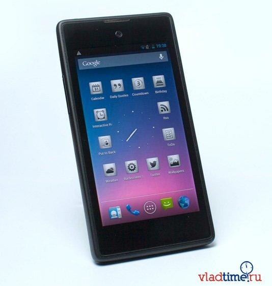 Для чиновников и спецслужб был создан защищенный смартфон YotaPhone