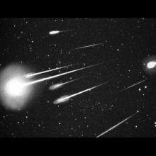 В мае ученые предвещают сильнейший метеоритный дождь