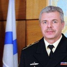 Генпрокуратура Украины завела уголовное дело на командующего ЧФ РФ