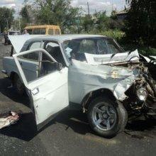 В центре Воронежа в результате ДТП погиб человек, еще двое ранены