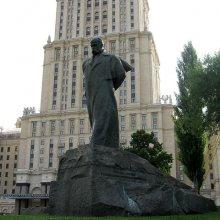 В Москве открыли после реставрации памятник Тарасу Шевченко