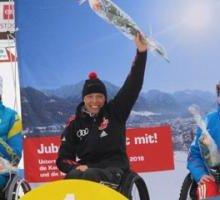 Ремизова взяла золото Паралимпиады в лыжной гонке на 15 км