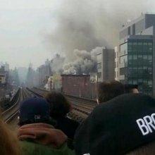 В результате взрыва жилого дома в Нью-Йорке 12 человек числятся пропавшими без вести