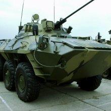 Российские военные вновь обстреляли