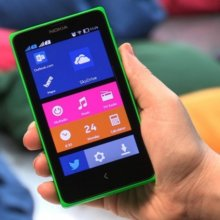 � ������ ���������� ������� ��������� Nokia X �� Android