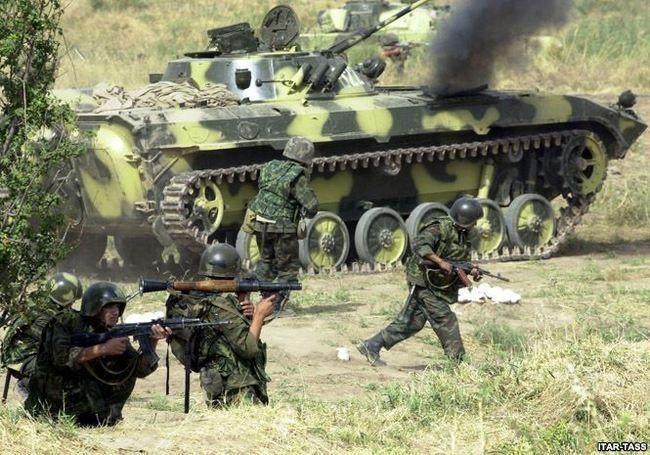 Шойгу рф начала военные учения на