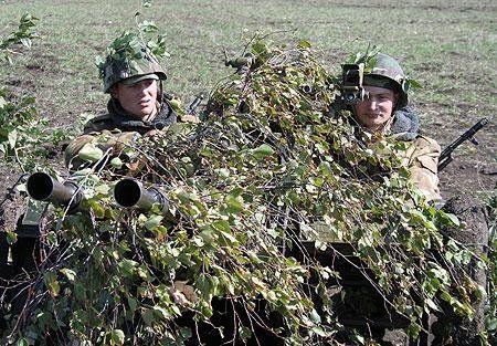 Российские войска ни самолеты не