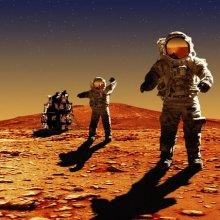 Полет человека на Марс сейчас невозможен