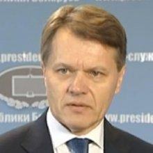 Посол Беларуси провел встречу с представителем деловых кругов Израиля
