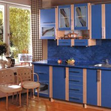 Приобретайте фасады для кухни из массива дерева