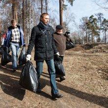 Не менее миллиона москвичей поучаствовали в общегородском субботнике