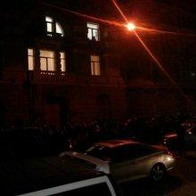 Автомайдановцы пикетируют здание СБУ в Киеве
