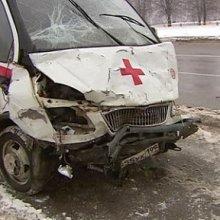 В Новороссийске в ДТП со «Скорой помощью» погиб больной
