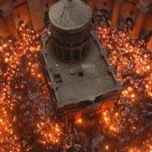 Тысячи паломников в Иерусалиме ожидают схождение Благодатного огня