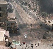 На одной из улиц Каира сработало взрывное устройство, есть жертвы