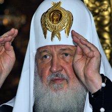 Патриарх Кирилл призывает молиться сегодня за мир в Украине