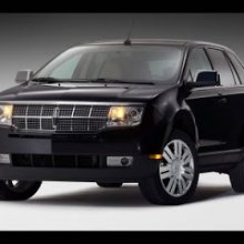�������-��� Lincoln MKX ����������� � ������