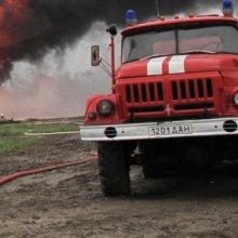 Житель Удмуртии по неосторожности сжег женщину и младенца