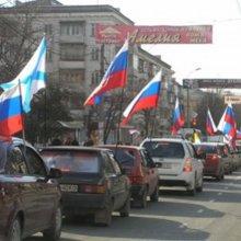 С Поклонной горы начнутся автопробеги ДОСААФ в Крым и Санкт-Петербург