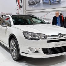� 1 ��� �������� ������� ���������� Citroen C5 Cross Tourer � ������