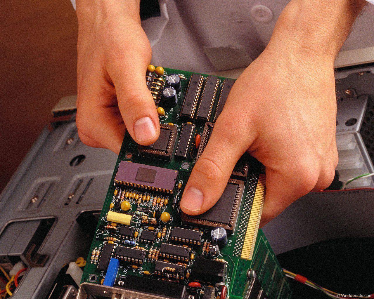 Восстановление работоспособности компьютера своими руками