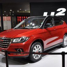 � ����� ���������� ������� ������ ���������� Great Wall Haval H2