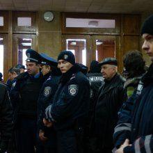 150 человек пикетируют здание гормилиции Одессы с требованием выпустить задержанных в ходе массовых беспорядков