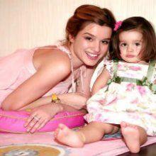 Ксения Бородина взбесилась, когда её дочь сравнили с Алианой Устиненко