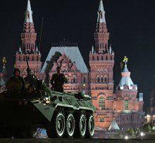 5 мая в Москве перекроют ряд улиц из-за репетиции парада Победы