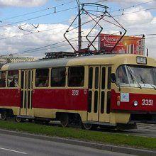 Во Львове в трамвае нашли оружие, похищенное в райотделе в феврале