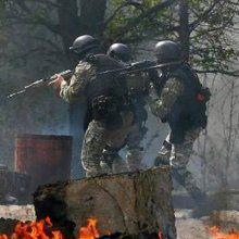 Из Славянска большая группа ополченцев готовится идти на прорыв