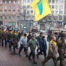 «Самооборона Майдана» будет входить в состав регулярных подразделений