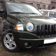 ��� ��������� �� ����� ���� Jeep Compass Limited � �����
