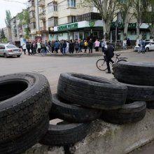 Ополченцы не подтвердили информацию о штурме Славянска силовиками
