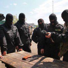 С.Семенченко: В Донецкой области самооборона изъяла оружие милиции