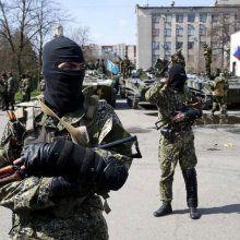 В результате артобстрела Славянска пострадала женщина
