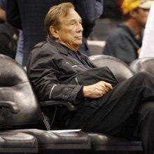 """НБА собирается лишить Стерлинга права владения """"Клипперс"""""""