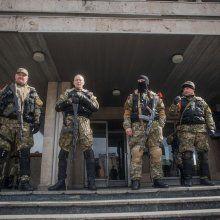 В Макеевке сторонники федерализации похитили 2 сотрудников компании «Конти»