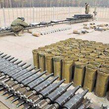 Склады с оружием и боеприпасами охраняются в усиленном режиме - Минобороны
