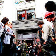 ЦИК: Ополченцы Донбасса смогли занять еще один избирком