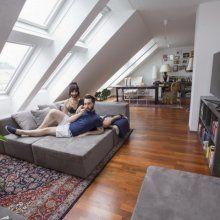 Кончита Вурст показала свое роскошное жилье и мужа
