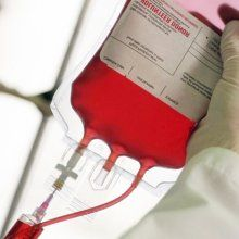Власти ЛНР призывают население сдавать кровь для ополченцев