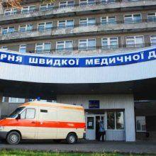 В донецкие больницы доставили 15 человек с огнестрельными ранениями