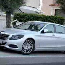 Mercedes ���������� ���� ����� Maybach � �����