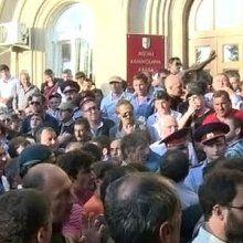 Абхазская оппозиция хочет сформировать временное правительство за два дня
