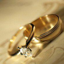 Обручальные кольца из ювелирной мастерской